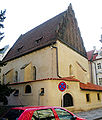 Прага. Старонова синагога.jpg