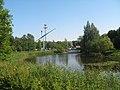 Приморский парк Победы, Северный пруд.jpg
