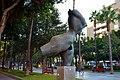 Рамбла в Альмерии.Статуи..JPG