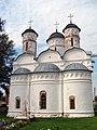 Ризоположенский собор в Ризположенском монастыре в Суздале Владимирской области.JPG