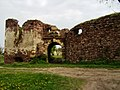 Руїни замку в с. Підзамочок (ракурс 3).JPG