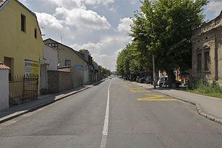 Tošin Bunar Urban neighbourhood in New Belgrade, Belgrade, Serbia