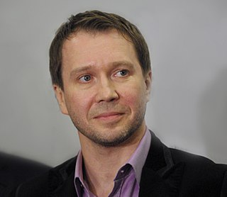 Yevgeny Mironov (actor) Soviet and Russian actor