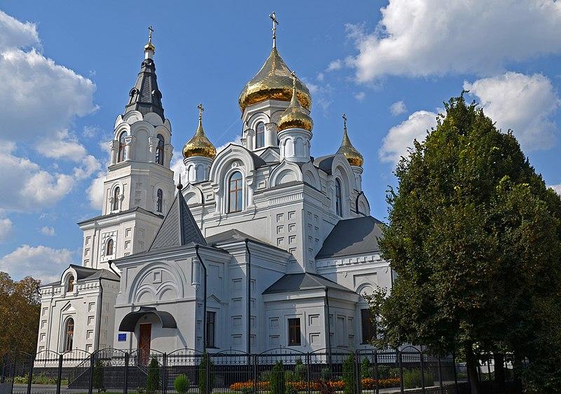 Хрестовоздвиженська Церква, Житомир, вул. Кафедральна, 18.jpg
