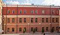 Южный корпус внутренний дворик (юго-восточная сторона примыкающая к Казанскому собору).jpg