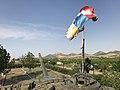 Արցախյան ազատամարտի տանկ - հուշարձան (Ասկերան), Tank monument of The Artsakh War (Askeran) 03.jpg
