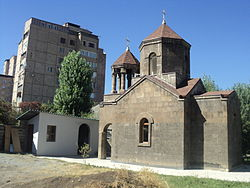 Holy Mother of God church of Avan district