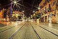 רחוב יפו בירושלים. צילום לילה.jpg