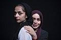 تئاتر باغ وحش شیشه ای به کارگردانی محمد حسینی در قم به روی صحنه رفت - عکاس- مصطفی معراجی 23.jpg