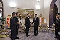 ประธานกลุ่มมิตรภาพสมาชิกรัฐสภาสาธารณรัฐเกาหลี-ไทย เข้า - Flickr - Abhisit Vejjajiva (2).jpg