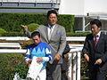 佐々木主浩 - Kazuhiro Sasaki - Kyoto Racecourse (12204619043).jpg