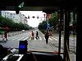 在西安5路车内看解放路与东六路十字 03.jpg