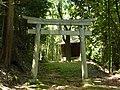 大淀町鉾立 葛神社の鳥居 Kuzu-jinja, Hokotate 2011.7.10 - panoramio.jpg