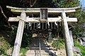 意賀美神社の鳥居 枚方市枚方上之町 2014.3.24 - panoramio.jpg