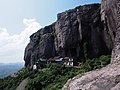 方山羊角洞 - Yangjiao Cave Temples - 2014.06 - panoramio.jpg