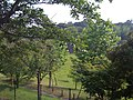 東京情報大学・学生駐車場西端より御成台公園(南西)方面を望む2 - panoramio.jpg