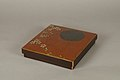 江戸時代 月梅枝蒔絵螺鈿硯箱-Writing Box with Design of Plum Blossoms and Moon MET 91 1 630 O1 sf.jpg
