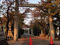 白山神社 (愛知県一宮市木曽川町) - panoramio.jpg