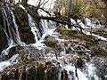 箭竹海瀑布 九寨沟 Jianzhu sea waterfalls in Jiuzhaigou National Park - panoramio.jpg