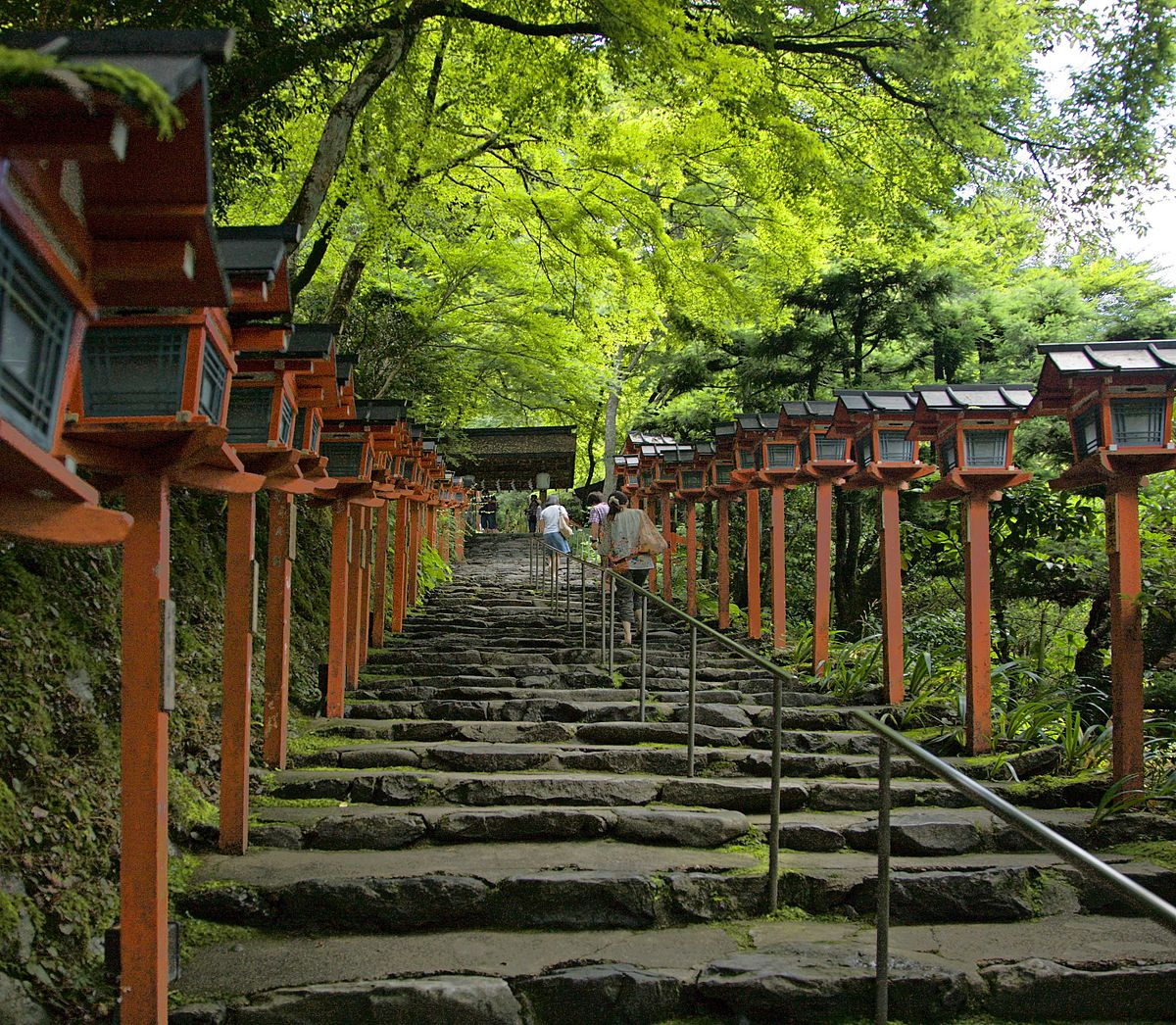Kifune Shrine Wikipedia