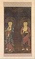 아미타불과 지장보살도- 고려-阿彌陀佛・地藏菩薩圖-高麗-Amitabha and Kshitigarba MET DT202809.jpg