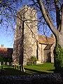 -2006-11-13 All Saints Church, Weybourne, Norfolk.JPG