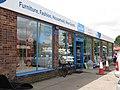 -2019-07-08 Sue Ryder charity shop, Greenway Lane, Fakenham.JPG