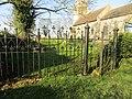 -2020-02-07 Front gate into Saint Nicholas Church, Trunch Road, Swafield.JPG