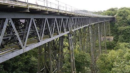 . . Meldon Viaduct. - panoramio