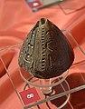 0035 Wandalische Rassel (Archäologie) des 2. Jahrhunderts n. Chr. aus Ton mit Swastika-Motiven in ostslowakischen Raum.jpg