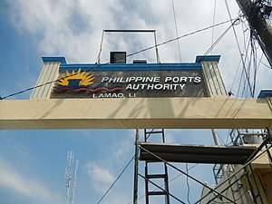 Philippine Ports Authority - PPA in Limay, Bataan