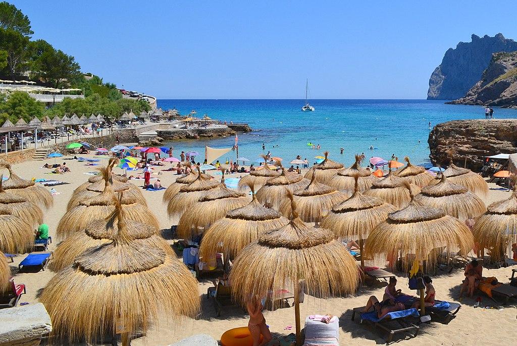 02017 0126 Cala Sant Vicenç, Majorca