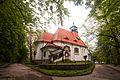 02760 Kraków, kaplica Matki Bożej Częstochowskiej, pocz. XX.jpg
