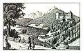058 Herrschaft Gallenstein, dem Stifte Admont zugehörig, S. Kölbl - J.F.Kaiser Lithografirte Ansichten der Steiermark 1830.jpg