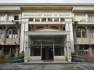 Baliuag, Bulacan - Baliuag Municipal Hall