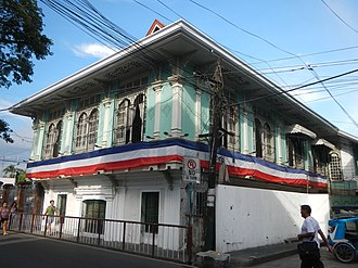 "Baliuag, Bulacan - ""Lumang Municipio"" (Baliuag Museum and Library)."