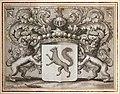 0 Gravure - Armes du marquis Nicolas Fouquet - Vaux-le-Vicomte (2).JPG