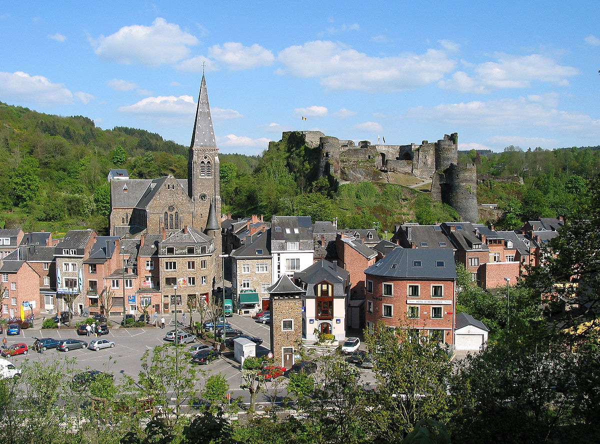 La roche en ardenne wikip dia for Foto beautiful