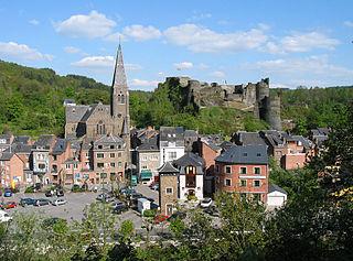 La Roche-en-Ardenne Municipality in French Community, Belgium