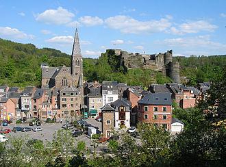La Roche-en-Ardenne - Image: 0 La Roche en Ardenne 050518 (8)