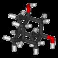 1,3-adamantanediol-3D-sticks.png
