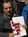 1. Mai 2013 in Hannover. Gute Arbeit. Sichere Rente. Soziales Europa. Umzug vom Freizeitheim Linden zum Klagesmarkt. Menschen und Aktivitäten (011).jpg