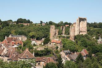 Allier - Image: 11. Hérisson (Allier)