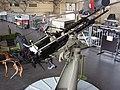 12,7mm Madsen-Saetter on naval mount in Aalborg Forsvars- og Garnisonsmuseum, pic4.JPG