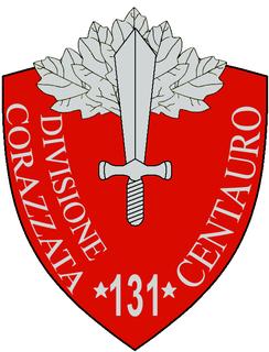 131st Armoured Division Centauro
