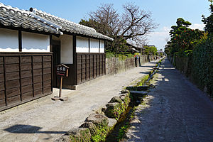 140321 The old samurai residence town Shimabara Nagasaki pref Japan01b6s4.jpg