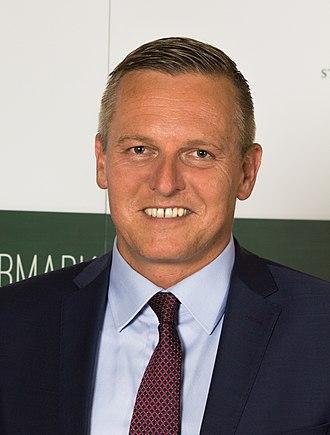 Ministry of Defense (Austria) - Mario Kunasek, current Minister of Defense