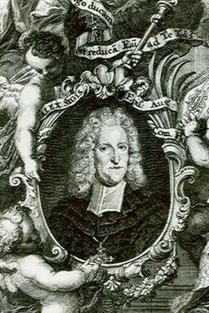 Alexander Sigismund von der Pfalz-Neuburg - Alexander Sigismund von der Pfalz-Neuburg