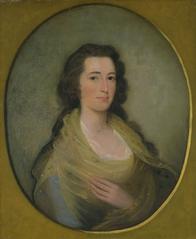 Portrait of Mary Stiles Holmes (Mrs. Abiel Holmes), 1794