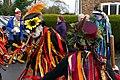 18.12.16 Ringheye Morris Dance at the Bird in Hand Mobberley 157 (30890804664).jpg